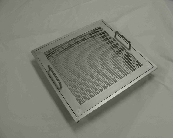 Aluminum Air Grille (small)