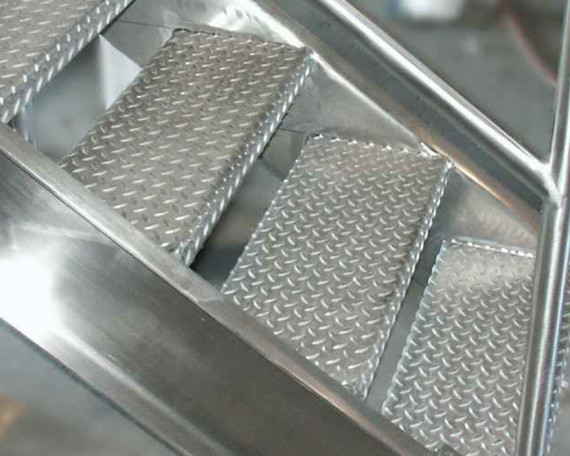 Stainless Steel Platforms Archives Ability Fabricators Inc