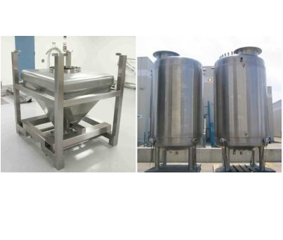 stainless steel IBC & tanks